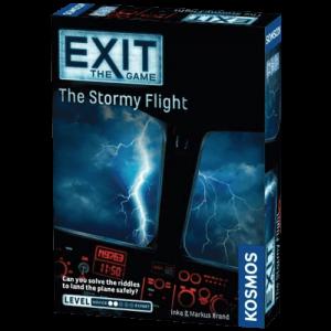 Stalo žaidimas Stormy Flight
