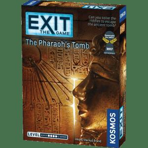 Lockedin Pabėgimo kambariai - Stalo žaidimai - Žaidimas The Pharaoh's Tomb