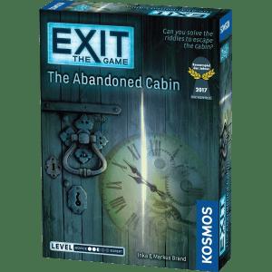 Lockedin Pabėgimo kambariai - Stalo žaidimai - Žaidimas The Abandoned Cabin